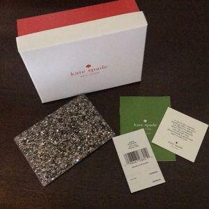 Kate Spade credit card holder wallet. New